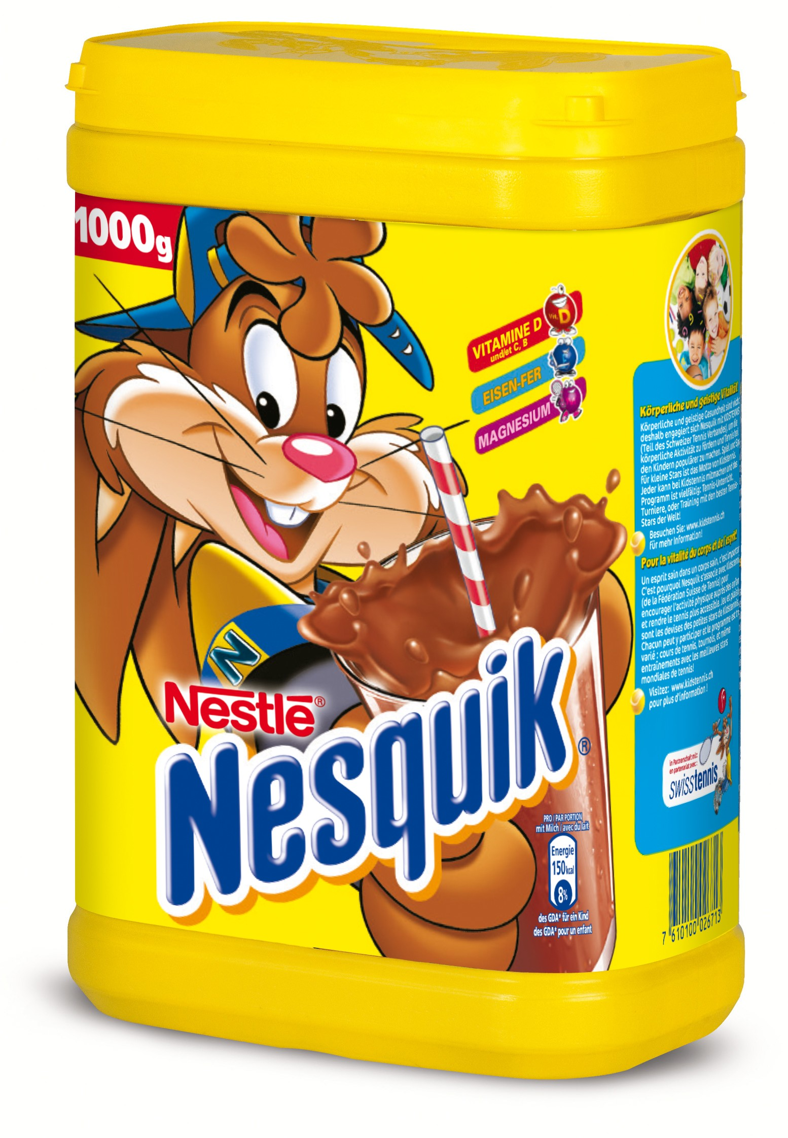 Nesquik 270 G Tom Express