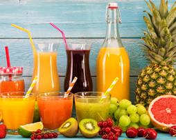 Jus de Fruits & Sirops